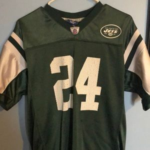 New York Jets Darrelle Revision Jersey